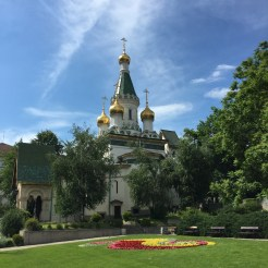 "russian church ""Sweta Nikolai"""