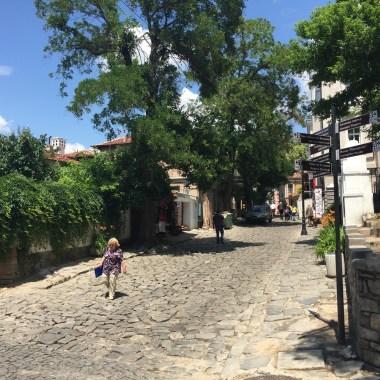 "the beautiful old town ""kapana"""