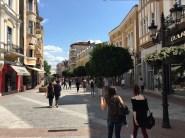 "the shopping street ul. ""knyaz alexander I."""