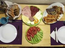 wonderful breakfast @bestrestguesthouse