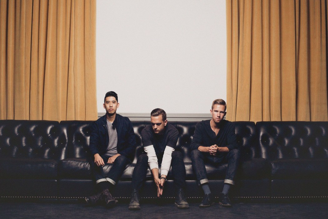 Sir Sly (Left to Right): Jason Suwito, Landon Jacobs, Hayden Coplen