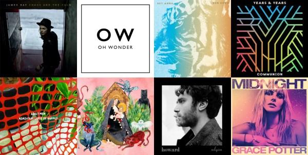 Unanticipated Albums of 2015
