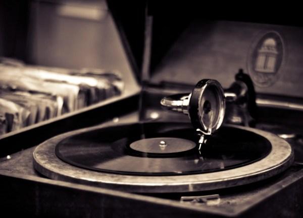 Gramophone © R. Halfpaap