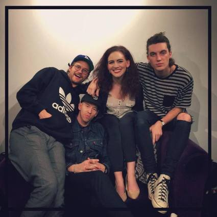 With LANY, 22 March 2016