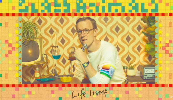 "Screenshot from ""Life Itself"" by Glass Animals"