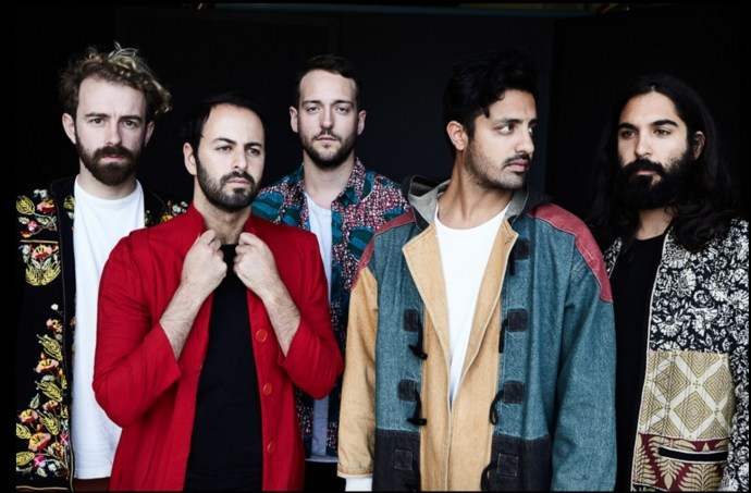 Young the Giant © Drew Simmons
