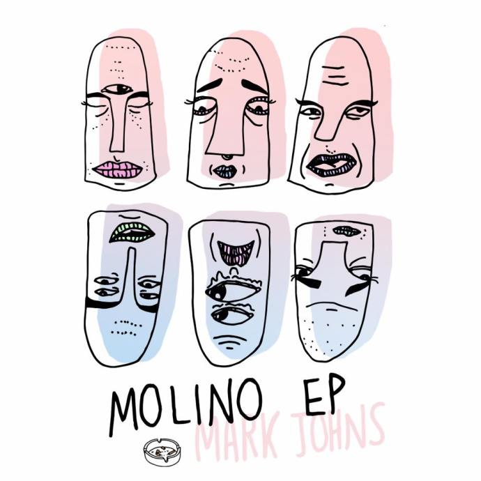 Molino EP - Mark Johns
