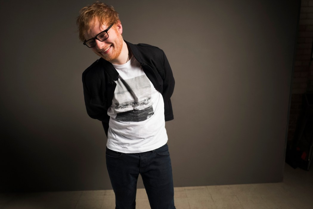 Ed Sheeran © Greg Williams
