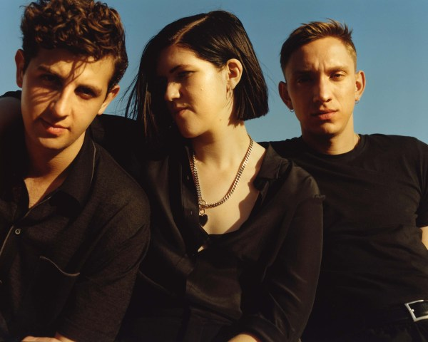 The xx © Laura Coulson