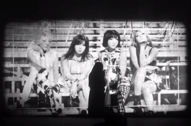"2NE1 ""Goodbye"" still"