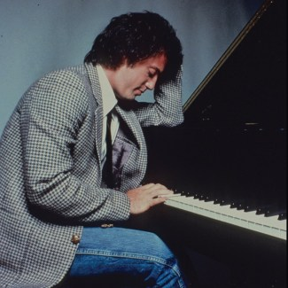 Billy Joel at the piano