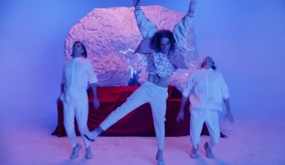 "Sir Sly's ""High"" music video still"