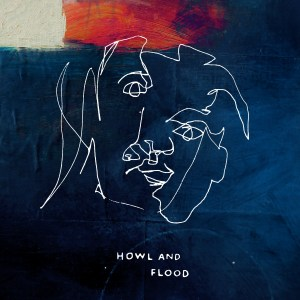 Howl and Flood - Nick Pope album art