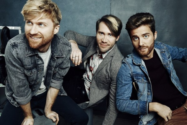 Jukebox the Ghost Stay the Night © 2017