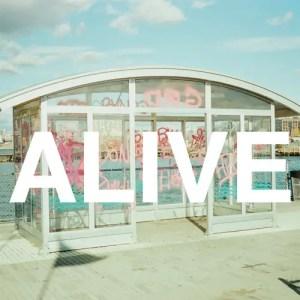 Alive EP - nyck