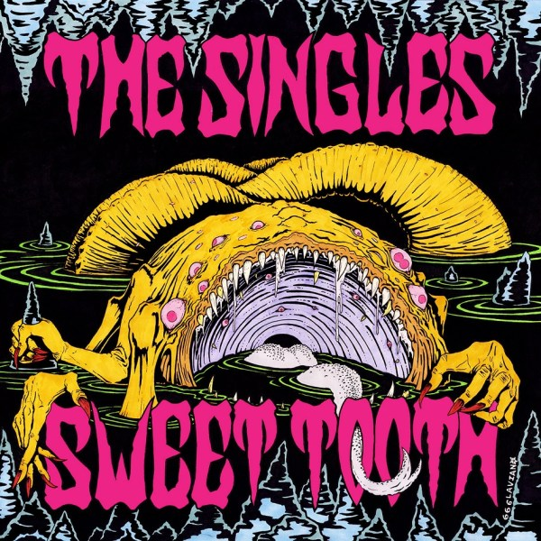 Sweet Tooth - The Singles album art