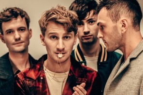Strange Sounds & Stranger Stories: A Conversation with Glass Animals