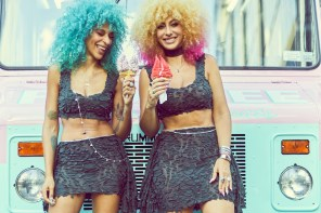 """Premiere: Party with Big Hair Girls' Euphoric and Empowering """"Yas Kween"""""""