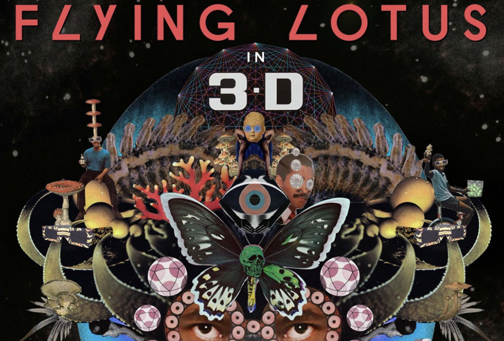 Flying Lotus 3D Tour 2017