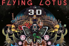 Live: Flying Lotus' Mind-Bending 3D Show at Brooklyn Steel