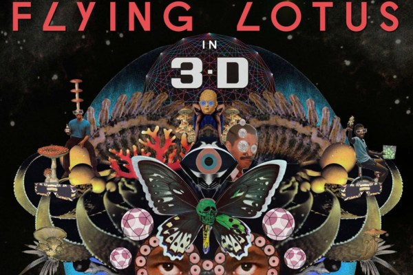 Flying Lotus 3D Tour 2017