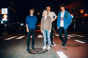 "LIVE: ""Scandinavian Enthusiasm"" & More — Sløtface at The Echo, LA"