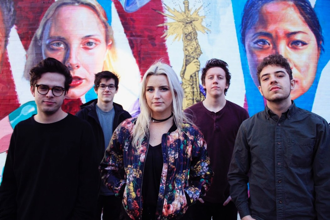Walker's Grooving Debut EP 'Something to Hold On To'