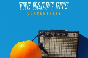 Album Premiere: 'Concentrate' on The Happy Fits' Energetic, Euphoric Debut