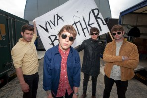 Music You Should Know: Viva Brother Bring Brit-Pop to the Forefront in 'Famous First Words'