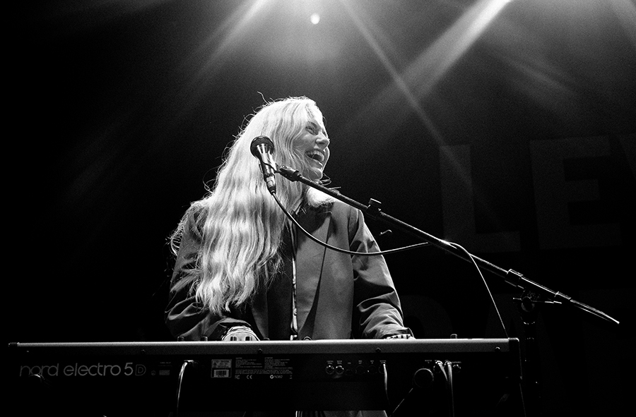 Ashe at Bowery Ballroom © Nicole Almeida