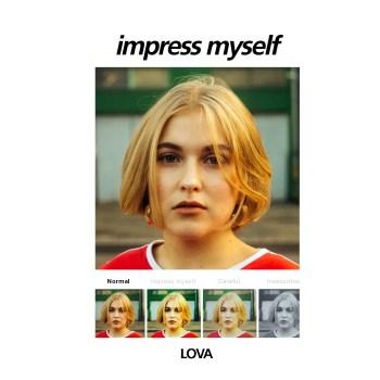 Impress Myself - LOVA