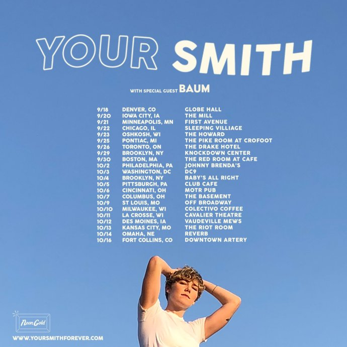Your Smith Fall Tour 2018