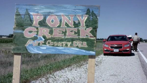 Pott County - Pony Creek © Aaron Gum