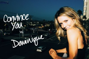 "Premiere: Dominique Inspires with Refreshing, Raw Debut ""Convince You"""