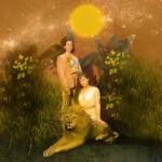 Sleepwalkers In The Milky Way - Holy Golden