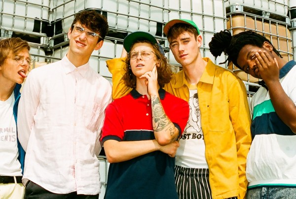 Hippo Campus © Pooneh Ghana