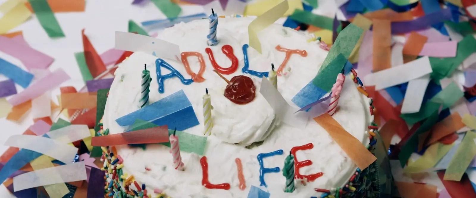 Adult Life - Miles Francis