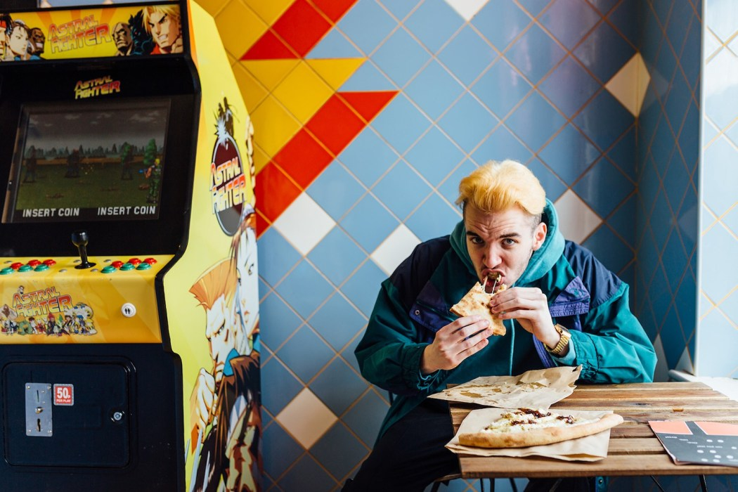 Pizzagirl © John Latham