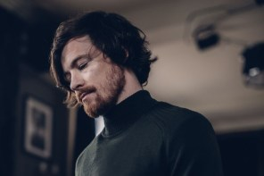 """Premiere: FERGUS' Hauntingly Tender """"Strangers in the Night"""" Will Take Your Breath Away"""