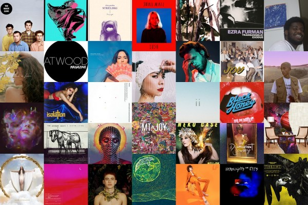 Atwood Magazine's 2018 Albums of the Year