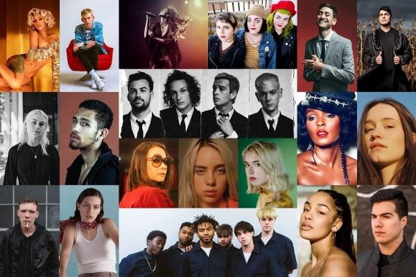 Atwood Magazine's 2018 Artists of the Year