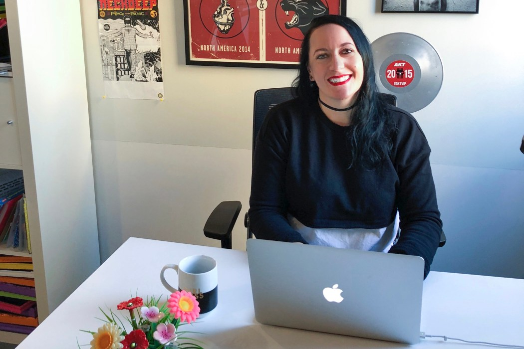 Dayna Ghiraldi-Travers of Big Picture Media