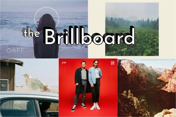 Brillboard 2019-01-22