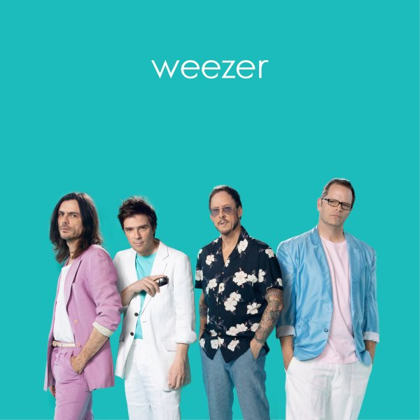 Teal Album - Weezer