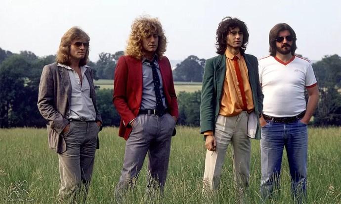 Led Zeppelin Knebworth 1979 promo from ledzeppelin.com