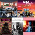 Singable Sunshine