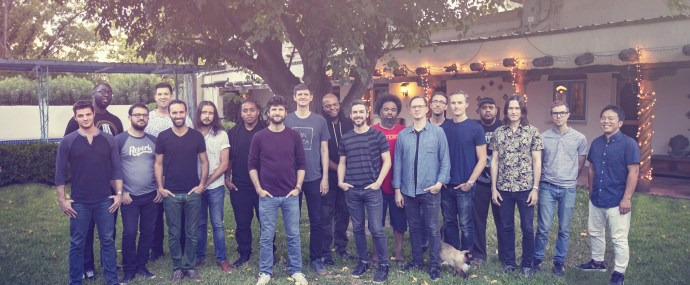 Snarky Puppy band image