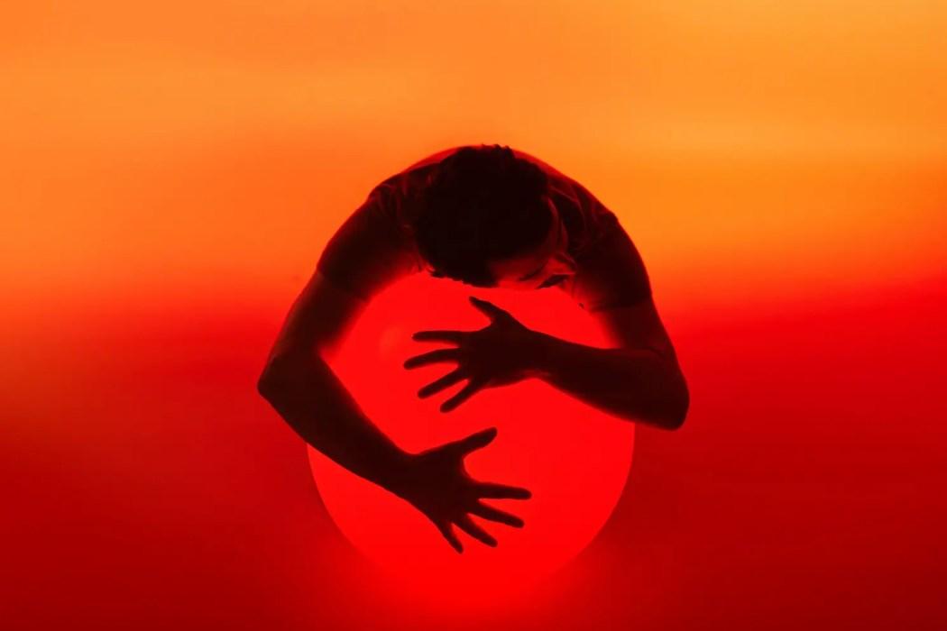 Simulated Sun © Anna Azarov