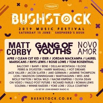 Bushstock Festival 2019