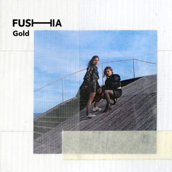 FUSHIA - Gold Single Art
